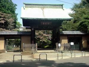Gotokuji-MainGate